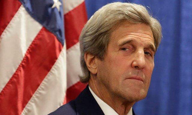 کری: تشکیل دولت وحدت ملی در افغانستان پیشنهاد اشرف غنی بود