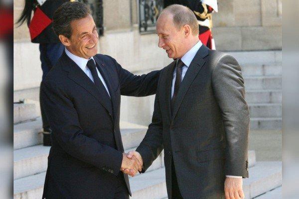 نیکلا سارکوزی: اروپا باید به سمت روسیه حرکت کند