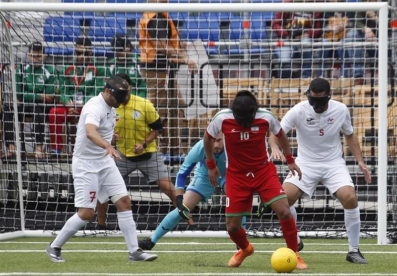 اعلام جهت کسب سهمیه پارالمپیک 2020 برای فوتبال پنج نفره