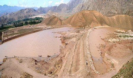 افزایش مهار سیلاب در کشور طی چهار دهه اخیر