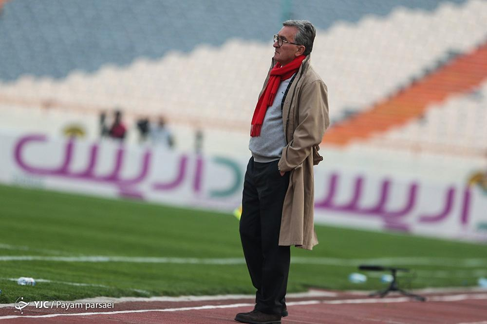 برانکو: گزینه قهرمانی جام حذفی نیستیم، بازی استقلال و تراکتورسازی چه ربطی به من دارد؟