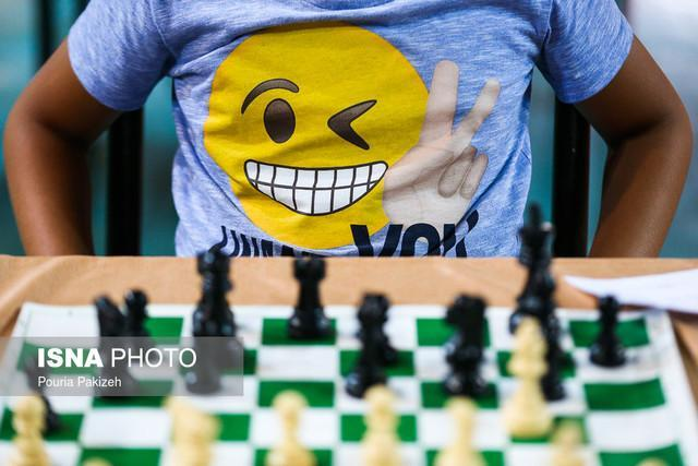 2 پیروزی و 6 شکست برای نمایندگان شطرنج ایران در مسابقات ابوظبی