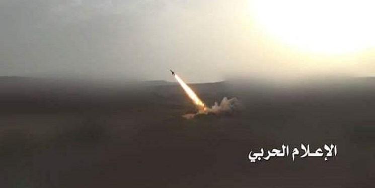تجمع نیروهای سعودی در نجران هدف موشک نکال یمن نهاده شد