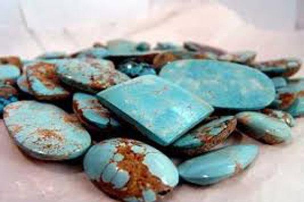 آثار تراش سنگ های قیمتی به نمایش درمی آید